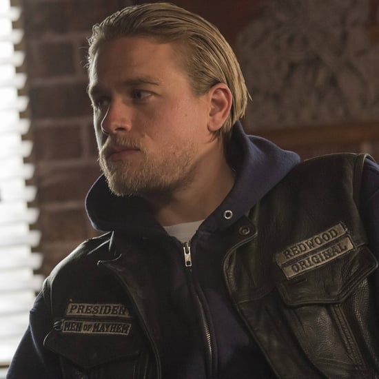 Charlie Hunnam Talks About Sons of Anarchy Emmy Snubs