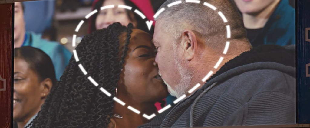 This Heartwarming NFL Kiss Cam Video Proves That Love Has No Labels