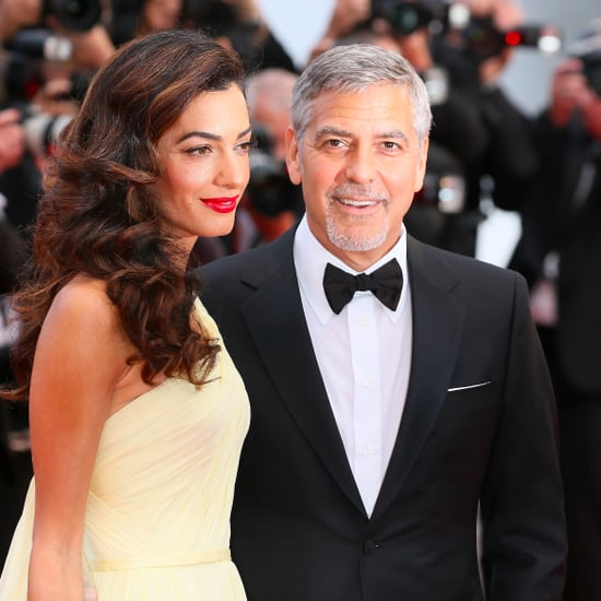 What Did George and Amal Clooney Name Their Twins?