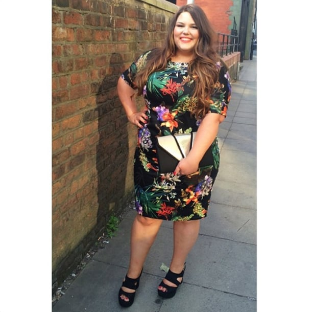This gorgeous print makes event dressing easy — just add a clutch and a bright lip, and you're out the door.  Source: Instagram user calliethorpe