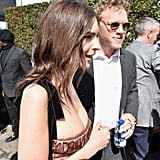 Emily Ratajkowski and Her Husband at 2018 Spirit Awards