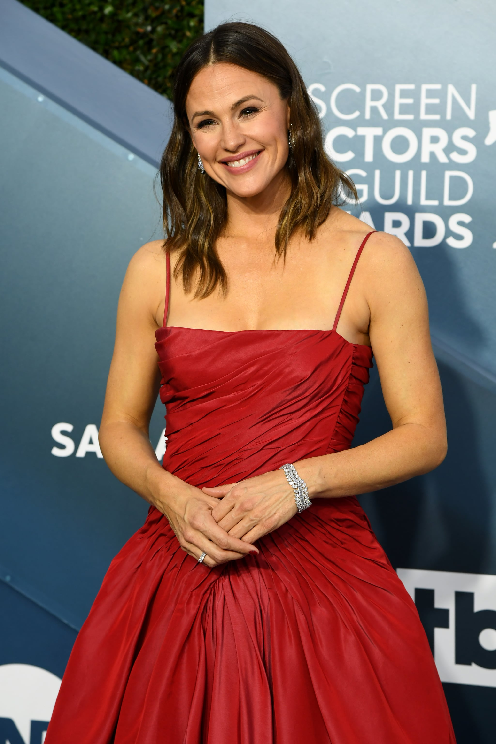 LOS ANGELES, CALIFORNIA - JANUARY 19: Jennifer Garner attends the 26th Annual Screen Actors Guild Awards at The Shrine Auditorium on January 19, 2020 in Los Angeles, California. (Photo by Jeff Kravitz/FilmMagic)
