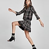 Zara Tweed Co-Ord Set
