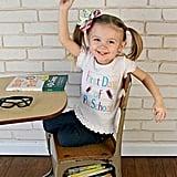 First-Day-of-Preschool Tee