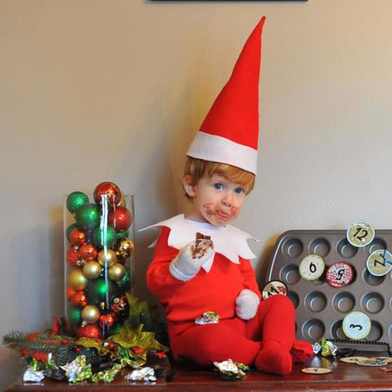 Real-Life Elf on the Shelf Ideas