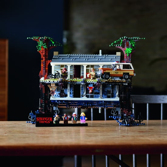 Stranger Things Lego Set 2019