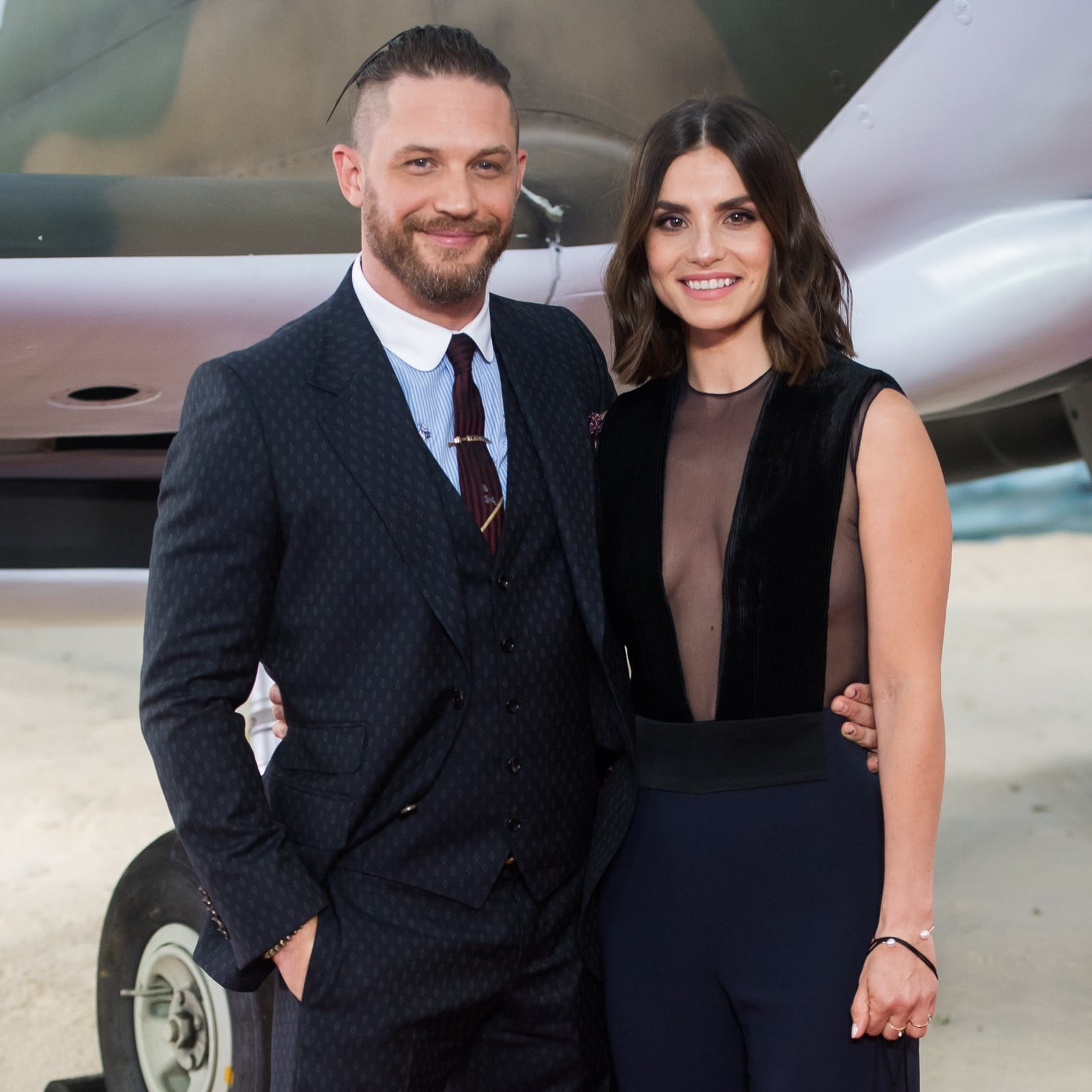 Who Is Tom Hardy's Wife? | POPSUGAR Celebrity