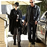 Gwen Stefani and Gavin Rossdale Have a Couple's Day in LA