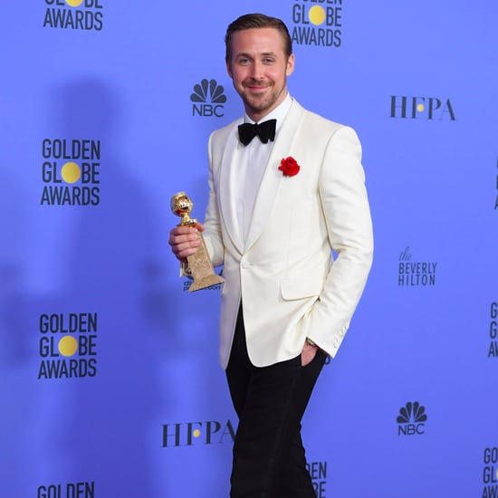 Ryan Gosling aux Golden Globes 2017
