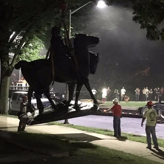Baltimore Removes Confederate Statues