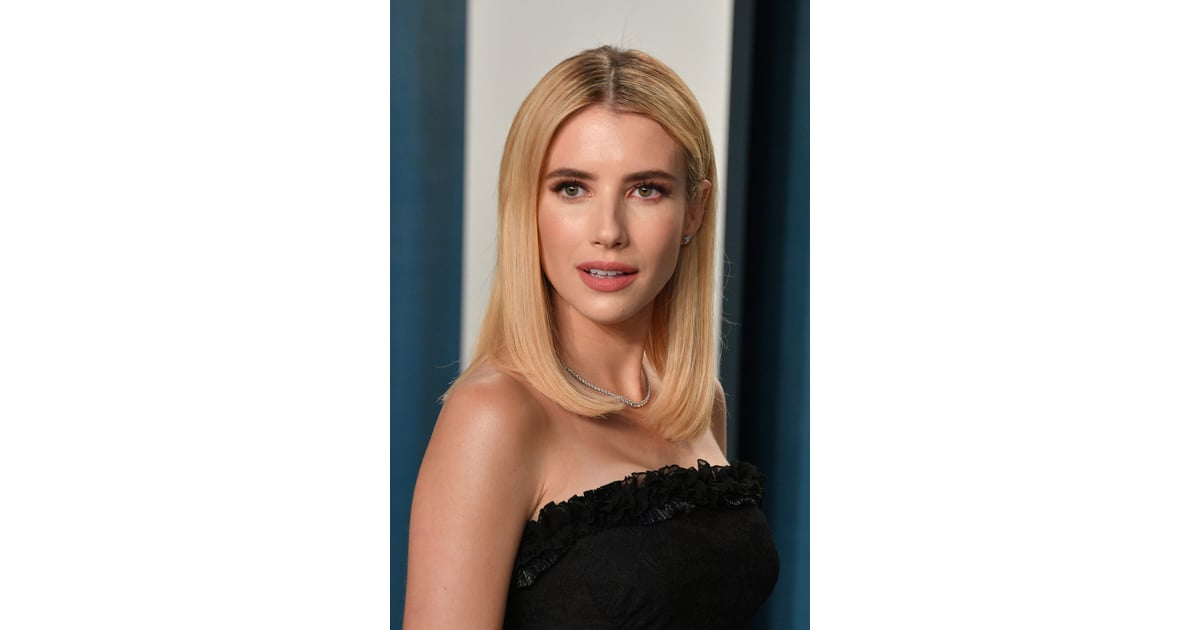 Emma Roberts At The Vanity Fair Oscars Afterparty 2020 See Every Incredible Dress At The Vanity Fair Oscars Afterparty Popsugar Fashion Photo 30