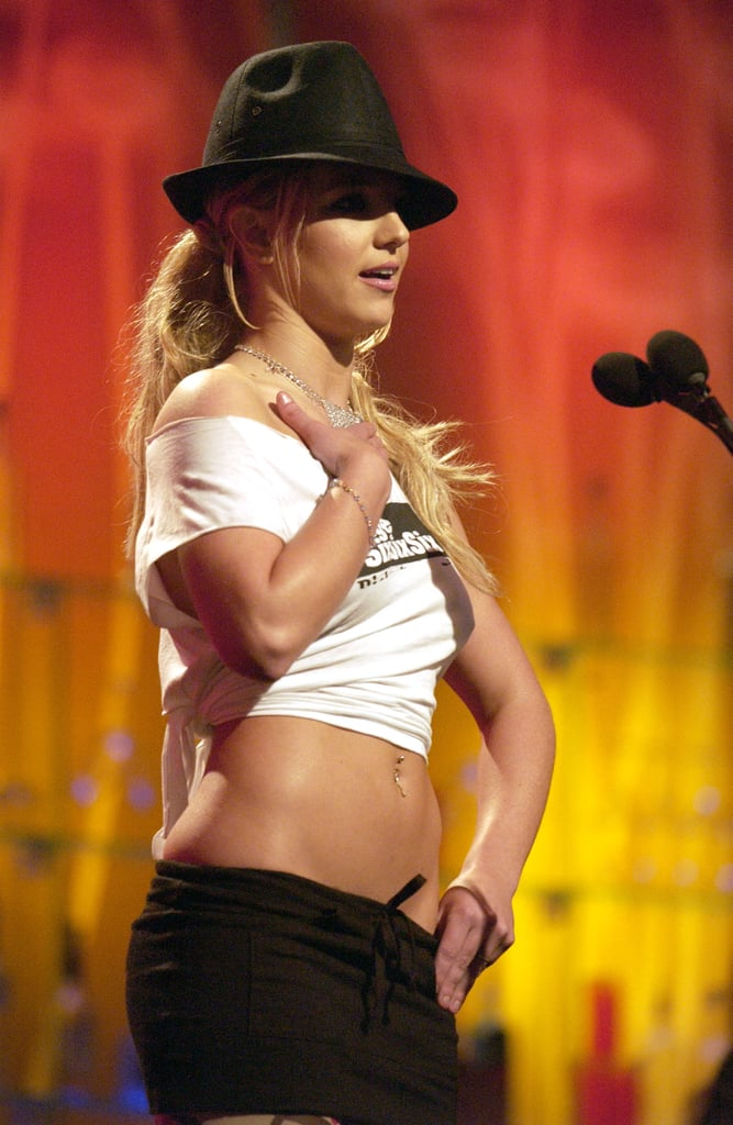 Sexy Britney Spears Stage Pictures