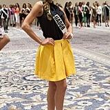 Miss Ecuador: Alejandra Argudo