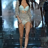 Kendall owned the runway in this dazzling set.