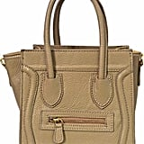 Leather Country Tan Leather Bag ($195)