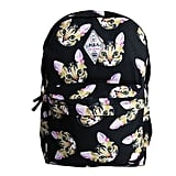 Chicnova Cat Print Backpack