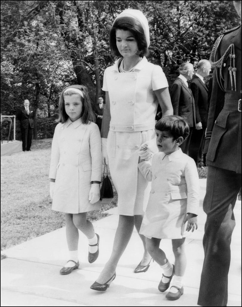 Jackie Kennedy's Pillbox-Perfect Look