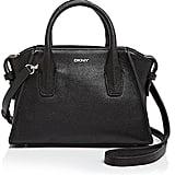 DKNY Chelsea Vintage Leather Mini Satchel ($228)