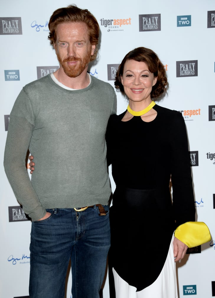Pictures of Damian Lewis and Helen McCrory Together ...
