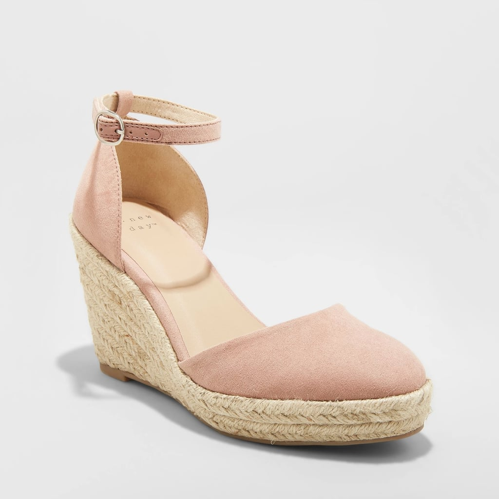 e85b4e8c433 Olivia D'Orsay Closed Toe Espadrille Wedges   Best Sandals and ...