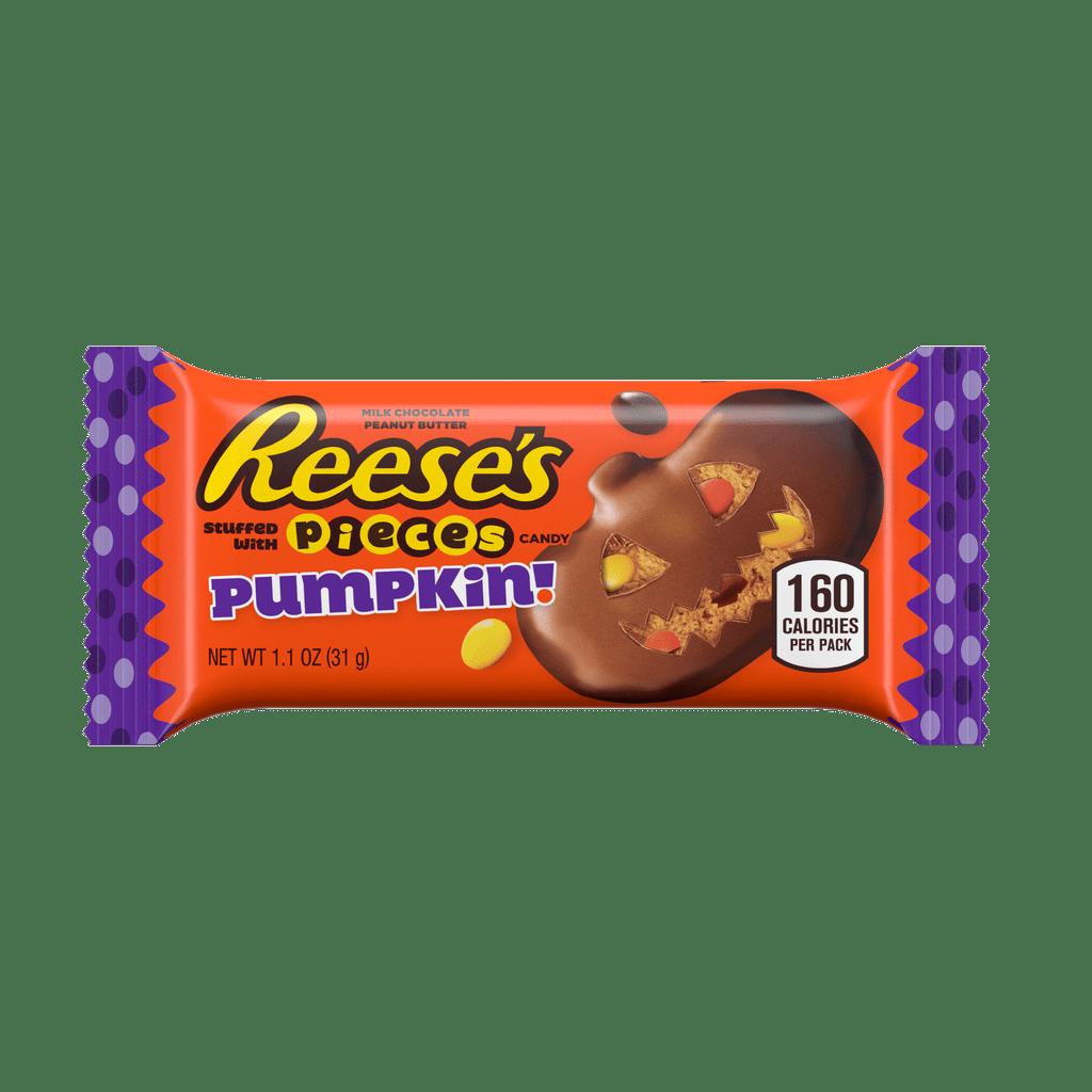 Reese's Pieces Pumpkin