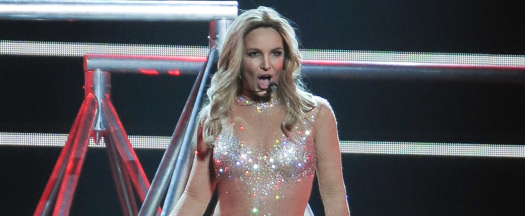 Britney's Vegas Debut Is a Star-Studded Party