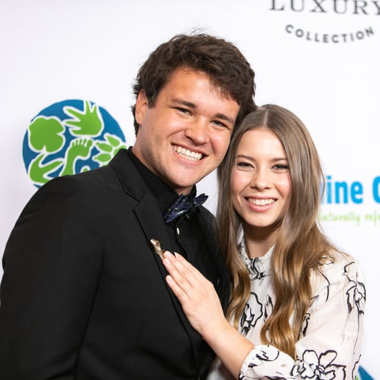 Bindi Irwin and Chandler Powell on New Parenthood With Grace