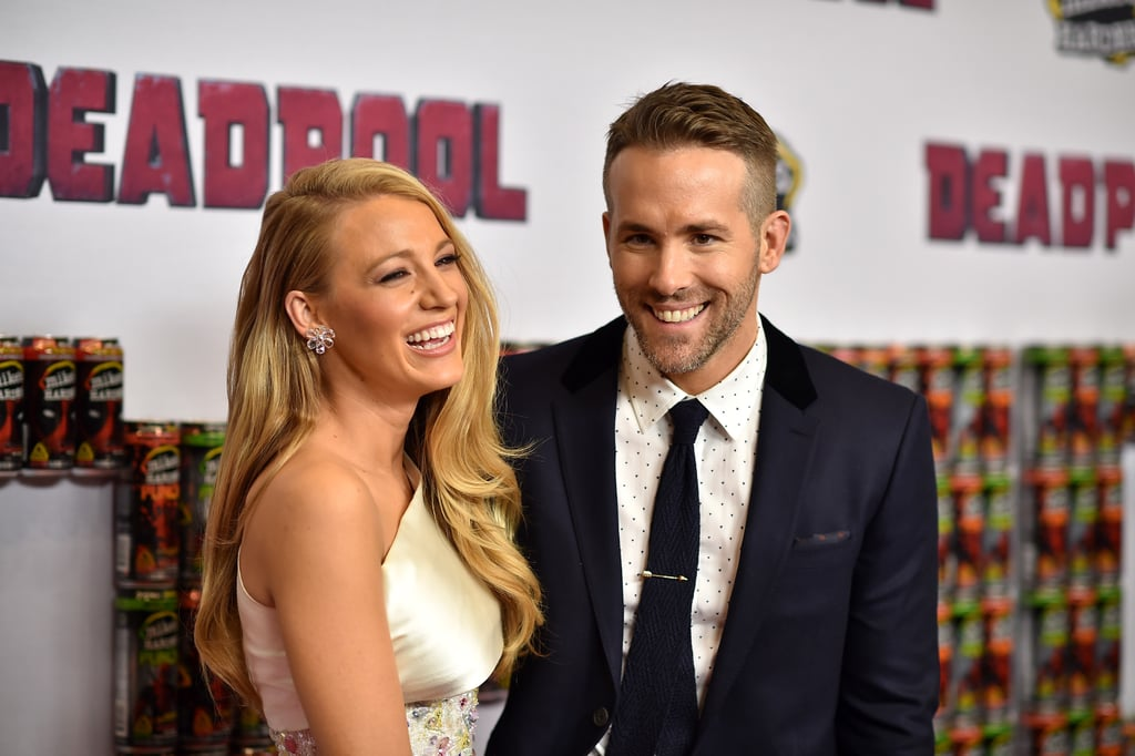 Blake Lively and Ryan Reynolds Couple Pictures