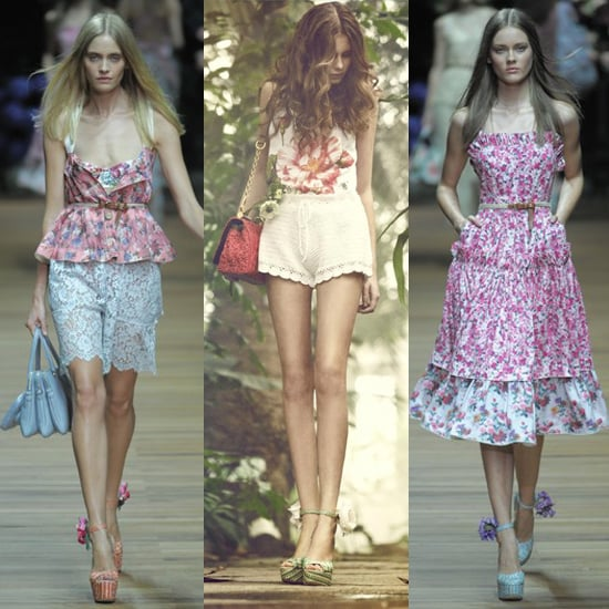 What to wear to a picnic popsugar fashion for What to wear to a garden party