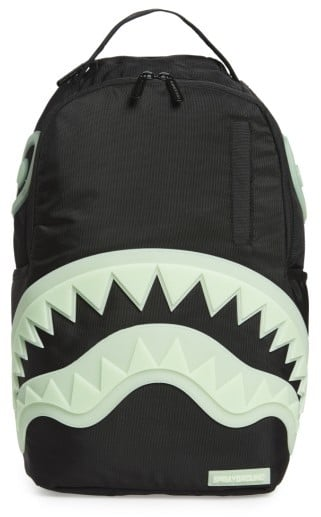 Sprayground Glow In The Dark Shark Backpack