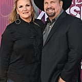 Pictured: Trisha Yearwood and Garth Brooks