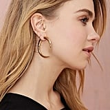 Nasty Gal Mess With the Bull Earrings