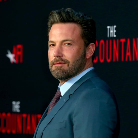 Ben Affleck at The Accountant Premiere in LA October 2016