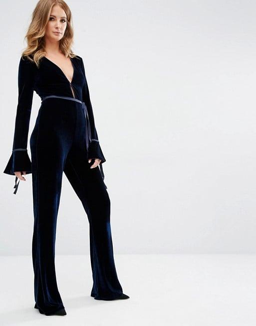 Millie Mackintosh Velvet Jumpsuit ($166)