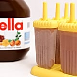 Turn Nutella into popsicles with a few simple ingredients.