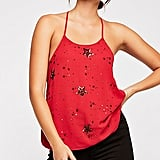 Free People Star Embellished Cami