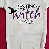 Resting Witch Face Onesie