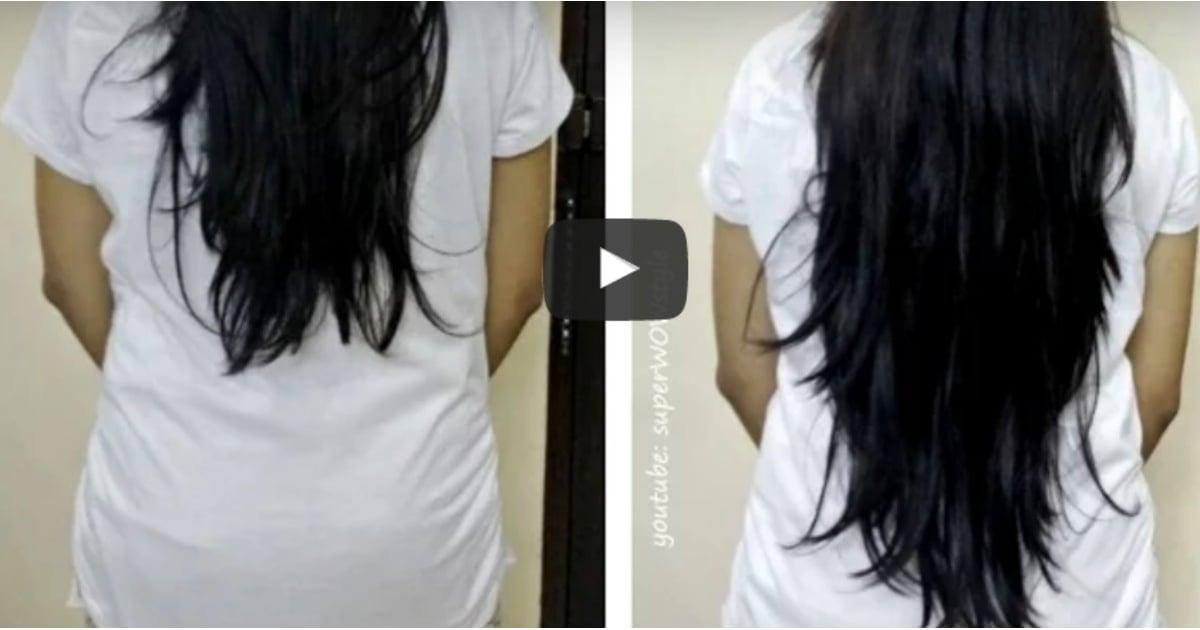 Indian Hair Growth Secret Diy Popsugar Beauty