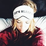 Even when sleeping, Ashley Benson looks chic. Source: Instagram user itsashbenzo