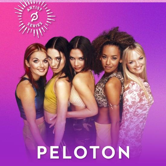 Peloton Announced Spice Girls Artist Series Week of 13 July