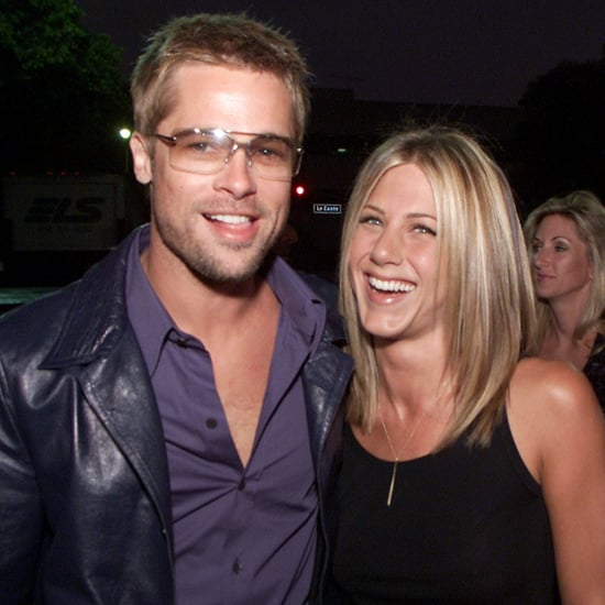 Brad Pitt Talking to Jennifer Aniston About Divorce 2017