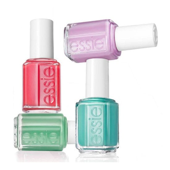 We're sensing a theme here . . . The Essie resort polish collection was the winning set among all the new Summer makeup releases.
