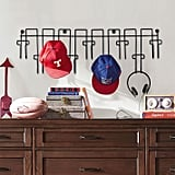 Wire Hat Rack