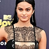 Camila Mendes's Tattoo