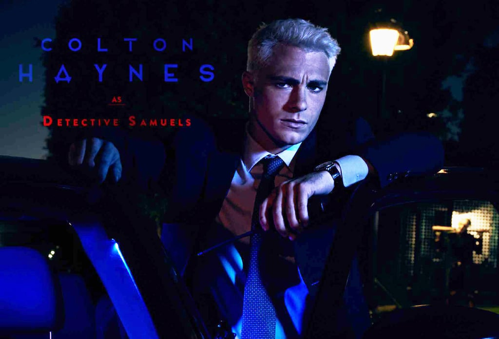 Colton Haynes as Detective Samuels