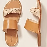 Soludos Braided Band Slide Sandals