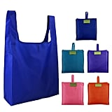 Reusable Grocery Bags Set of 5