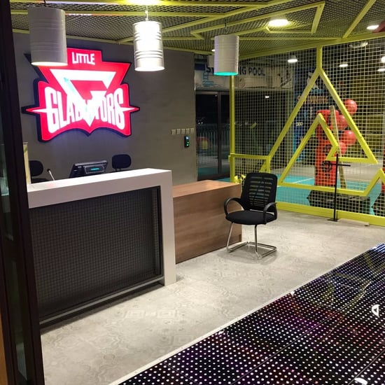 Little Gladiators: First Kids' Fitness Center in UAE