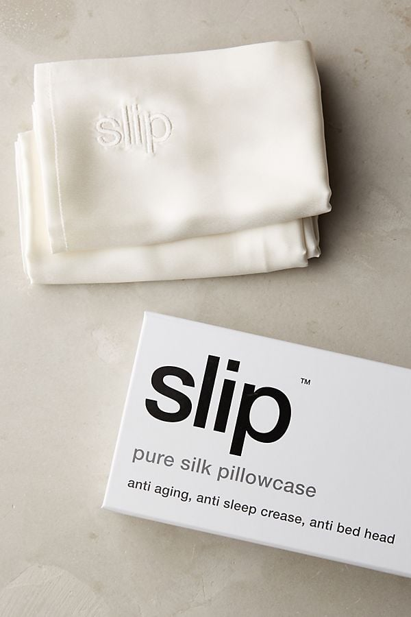 I Tried This Miracle Silk Pillowcase — I Woke Up With Smoother Skin and Hair