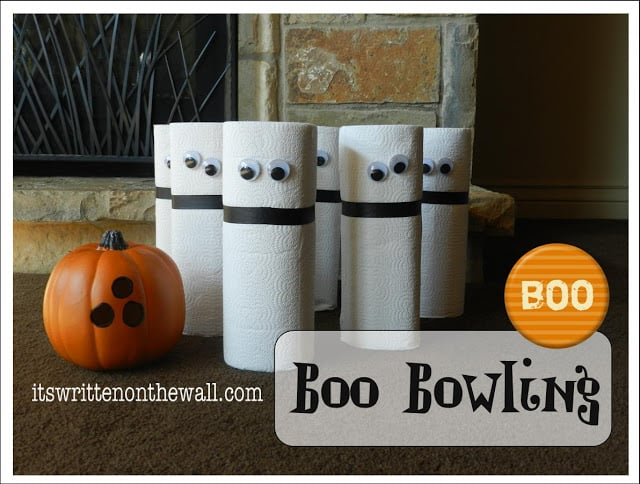 Boo Bowling | Creative DIY Kids Halloween Party Games | POPSUGAR ...